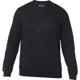 Fox Refract DWR Crew Fleece Pullover Men black